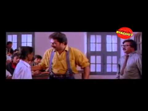 Johnnie Walker Malayalam Movie Comedy Scene | Mammotty | Jagathy | Malayalam Comedy Scenes