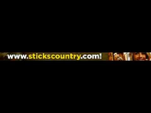 Sticks Country Music Festival Arena Banner