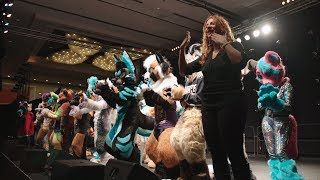 Midwest FurFest 2017 Dance Competition Full