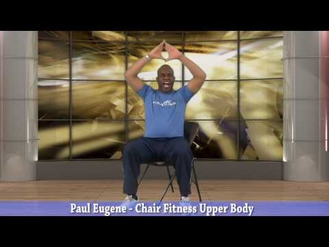 Chair Fitness Upper Body Workout | Sit and Get Fit!