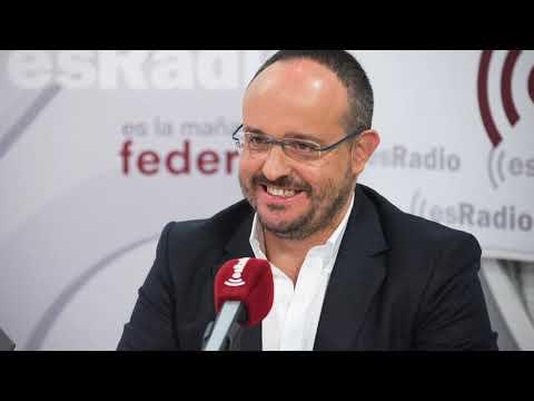 Federico Jiménez Losantos entrevista a Alejandro Fernández