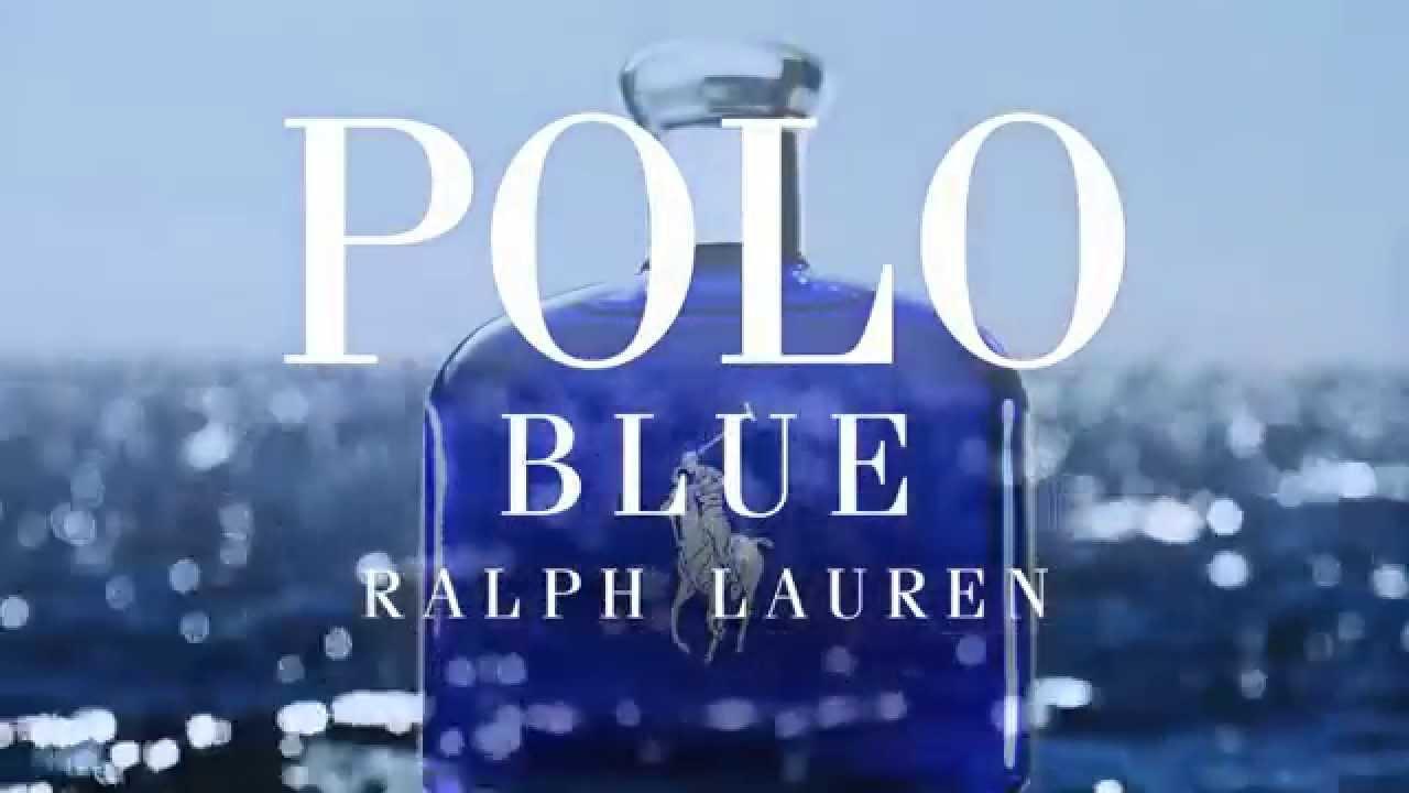 Ralph Lauren Polo Blue Commercial By Bruce Weber 2015