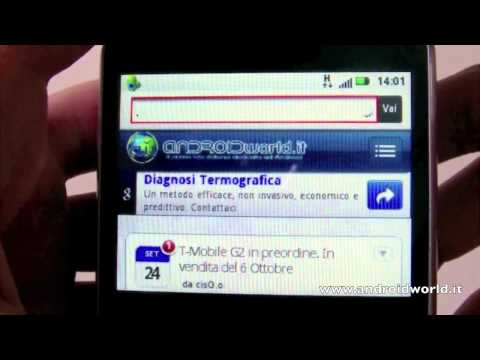 Motorola Flipout, recensione in italiano by AndroidWorld.it