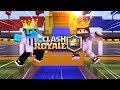 Minecraft Animasyon - Clash Royale