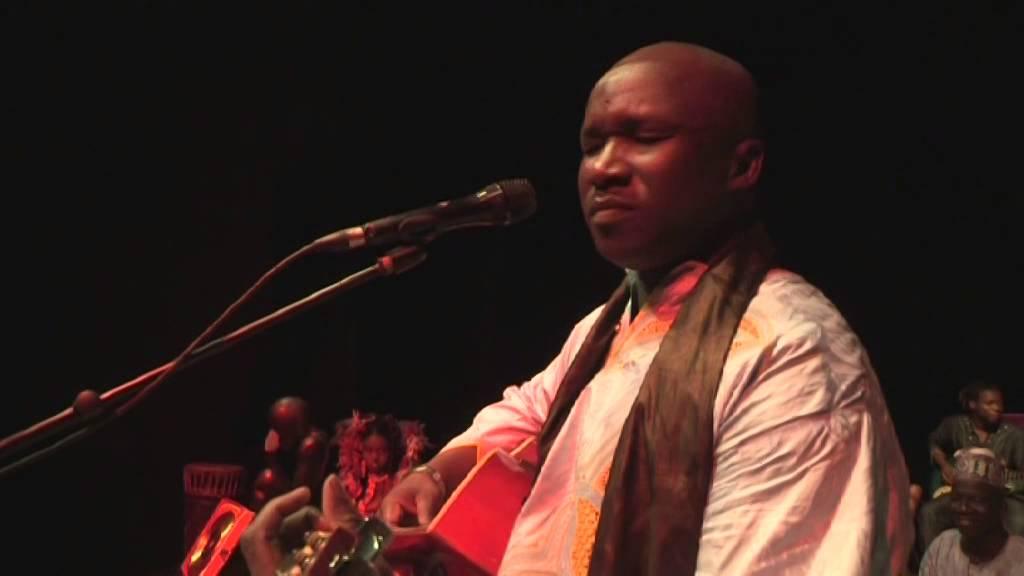 Kouyate Sory Kandia - Tour D'Afrique De La Chanson