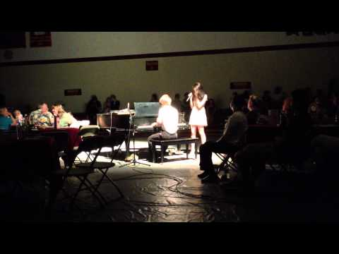 Imagine by Mariah Nicole Jimenez, Crescendos May 19, 2012 Full Length Video