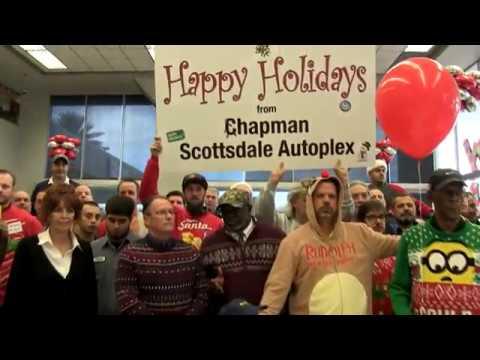 Chapman Autoplex Mannequin Challenge Episode 1 Youtube