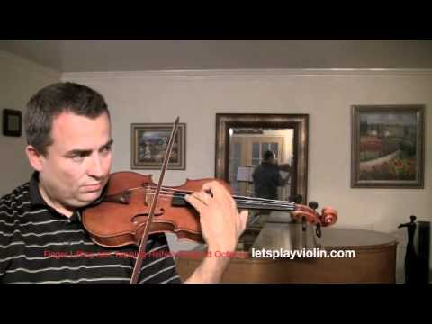 Finger Lifting and Tapping Heifetz Fingered Octaves
