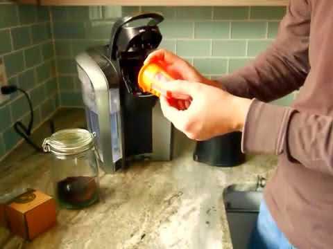 Keurig K525c Keurig K525c Single Serve Coffee Maker Youtube
