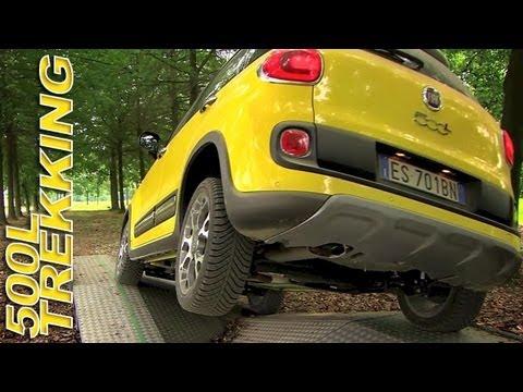 FIAT 500L Trekking: CARATTERISTICHE TECNICHE