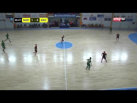 Narva United  - Arnavutköy Belediye Spor   26.08.2017.