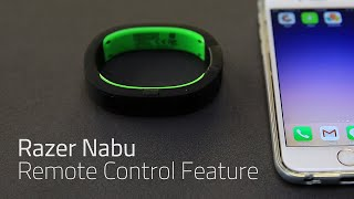 #LiveSmarter with the Razer Nabu | Remote Control for iPhone