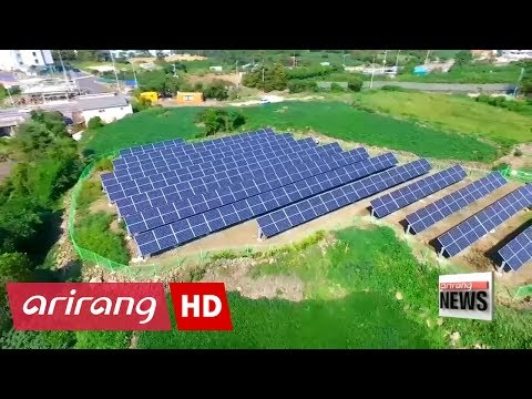 Solar farming is growing as option for producing renewable energy