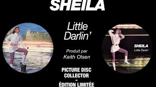 Sheila picture-disc Little Darlin'
