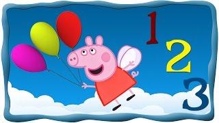 Учим цифры от 1 до 10. Обучающее и Развивающее видео для детей(Учимся считать до 10, это - видео, которое поможет малышу очень быстро научиться считать. Яркие воздушные..., 2015-10-19T18:42:05.000Z)