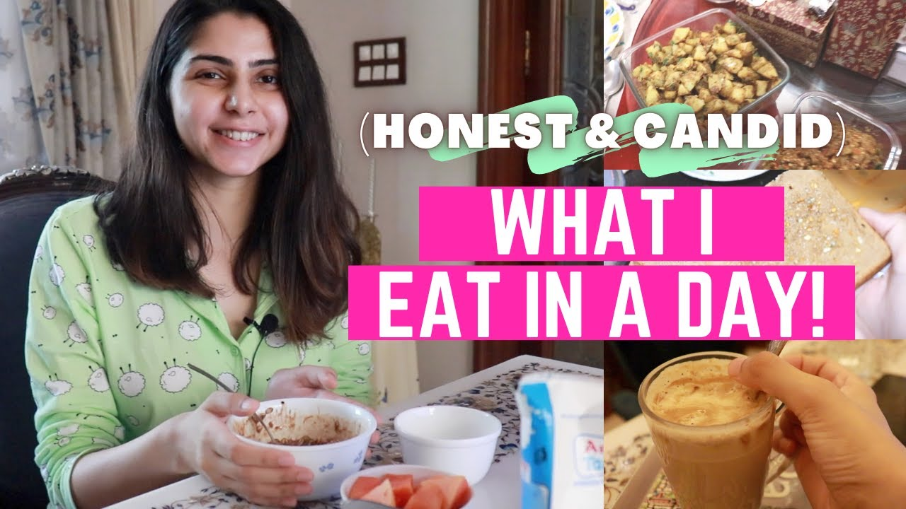 What I Eat In A Day Vlog! | Ishita Khanna