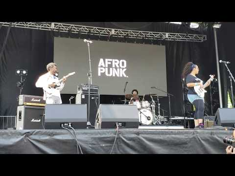 The 1865 @ Afropunk BK 2018
