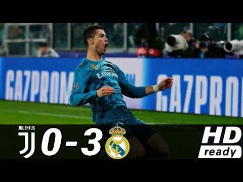 Juventus 0 - 3 Real Madrid ● ESPN ● Relato (Fernando Palomo) ● UCL 03/04/18