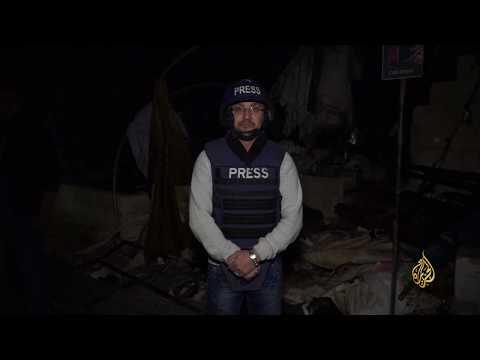 مقتل 12 شخصا بقصف النظام السوري مخيما للنازحين قرب الحدود التركية  - نشر قبل 60 دقيقة
