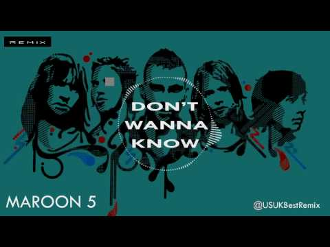 Maroon 5 - Don't Wanna Know | Official...