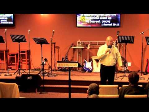 Can You Trust God?   part I   1-29-17