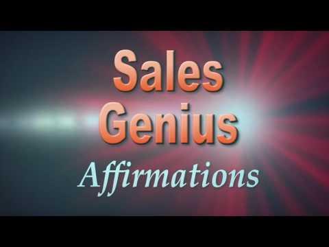Sales Genius - I Am a Sales Legend - Super-Charged Affirmations