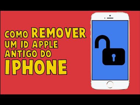 Como apagar o id apple do iphone 5s