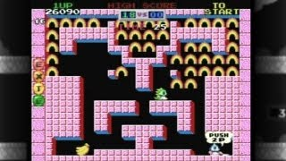 CGR Undertow - BUBBLE BOBBLE ALSO FEATURING RAINBOW ISLANDS review for PlayStation