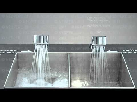 How to Save Water & Energy in the Shower with Neoperl