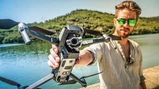 DJI MAVIC 2 ZOOM REVIEW - The SUPREME drone!