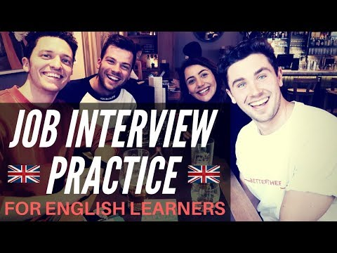 How To Interview For A Job In The UK - Advanced Listening Practice