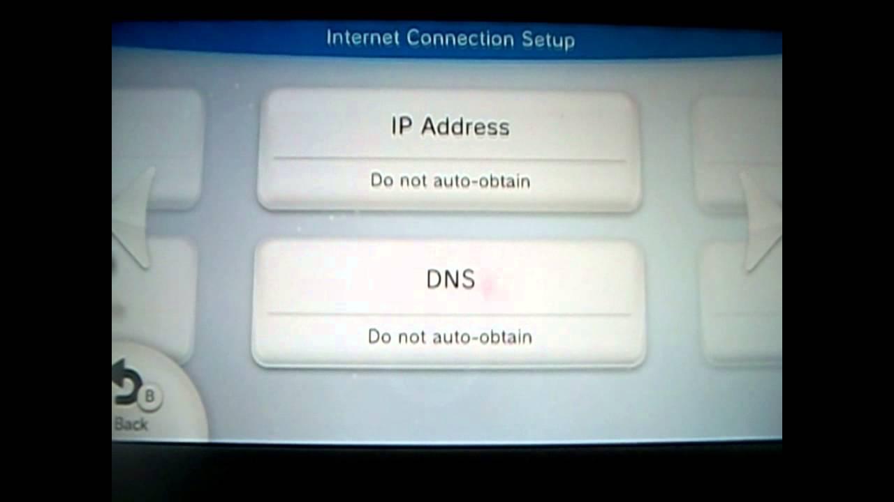 Wii U - Wii Mode Online, My Settings. - YouTube