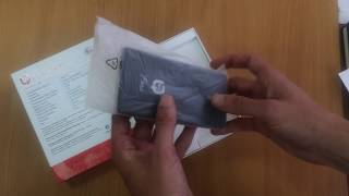 BQ S-5004 Paris распаковка unboxing