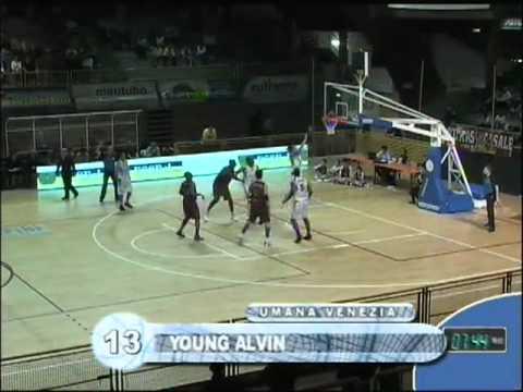 Alvin Young - Reyer Venezia a Lodi