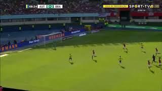 Coutinho goal (0-3) | Austria vs Brazil friendly 2018