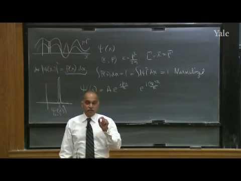 21  Quantum Mechanics III