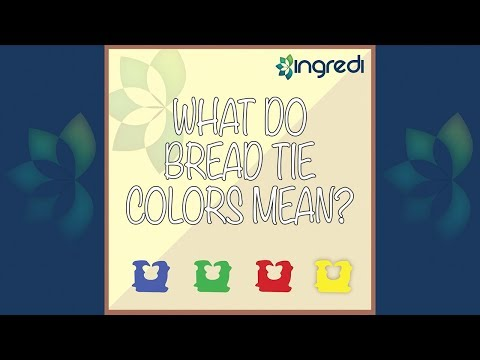 Bread ties color dating