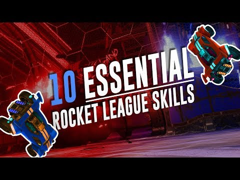10 MORE Rocket League Skills You'll Need to go PRO thumbnail