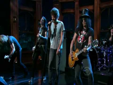 Slash By the Sword Live  feat Andrew Stockdale