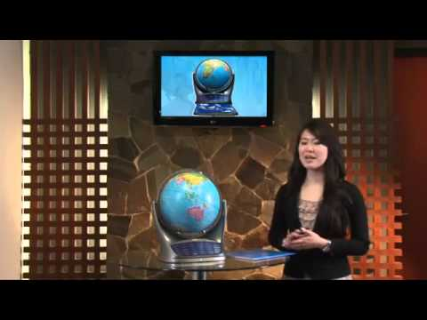 Bola dunia/smart globe