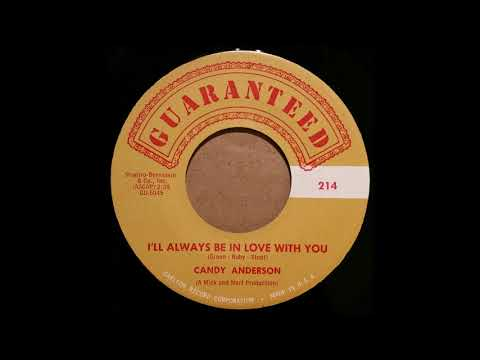Candy Anderson - I'll Always Be In Love With You (1960)