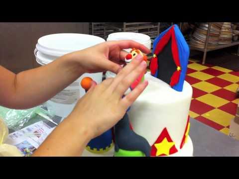 Circus Cake.m4v & Circus Cake.m4v - YouTube