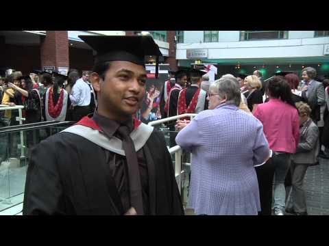 Kazi Hasan, BA (Hons) Business Administration - UCLan International Graduates 2012