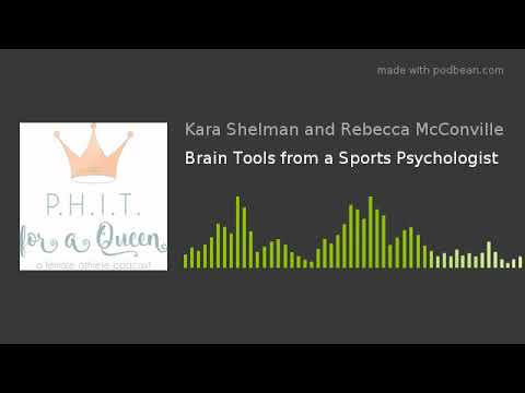 Brain Tools From A Sports Psychologist