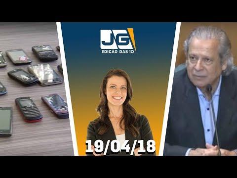 Jornal da Gazeta - Edição das 10 - 19/04/2018
