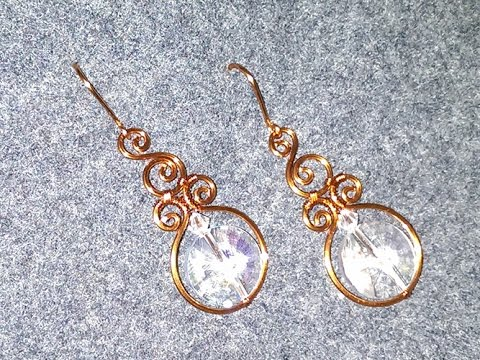 Simple Earring With Stones How To Make Handmade Jewelry 10 You
