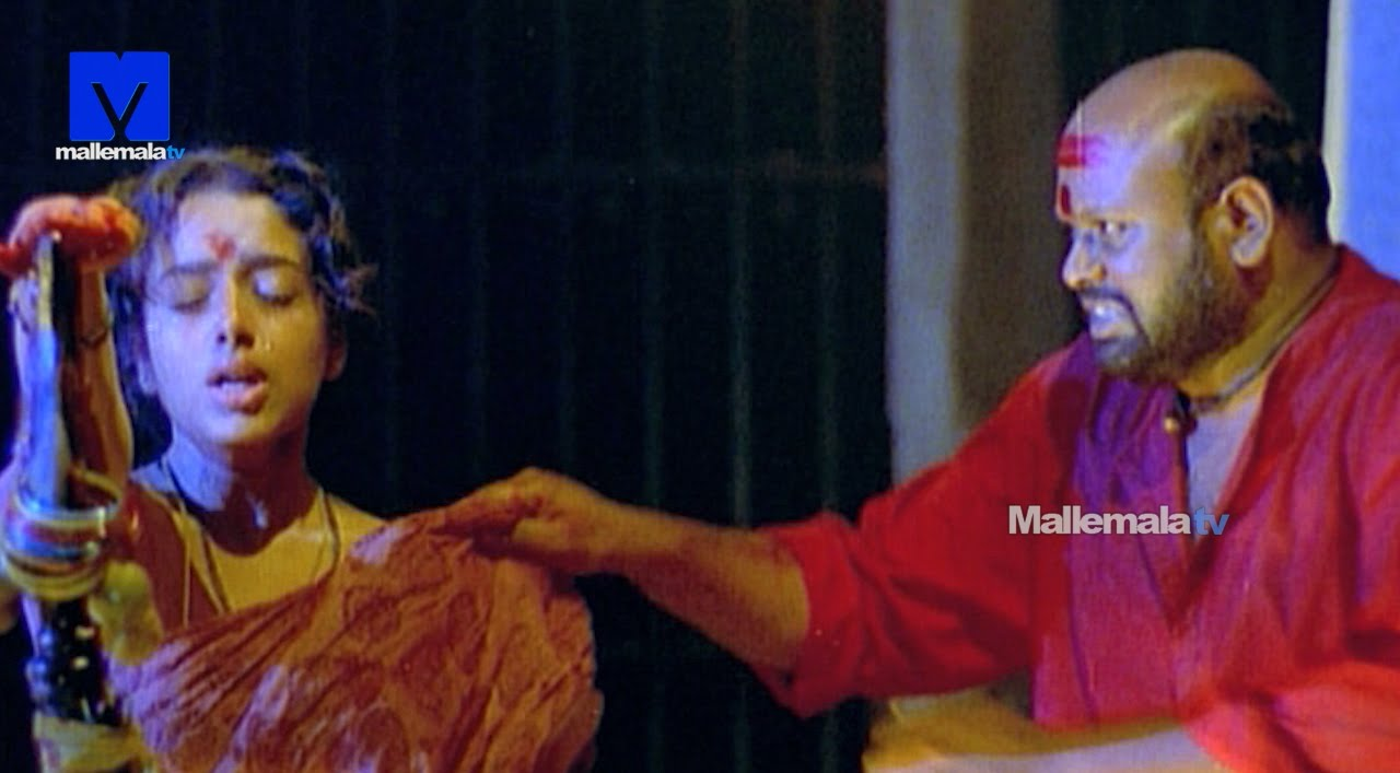 Climax Scene 4 Ammoru Movie Soundarya Ramya Krishna Suresh Youtube