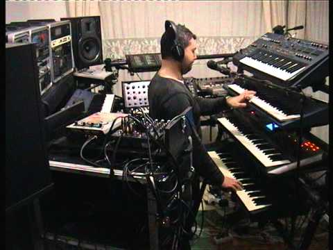 Jean Michel Jarre - 4th Rendez Vous COVER
