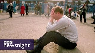 The Farm's Peter Hooton remembers the Hillsborough disaster  - BBC Newsnight