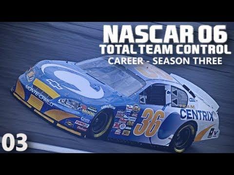 LAS VEGAS   NASCAR 06 : Total Team Control   Career S3 E03
